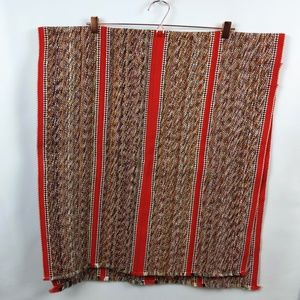 Tribal Ethnic Table Runner or Wall Tapestry
